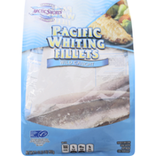 Arctic Shores Pacific Whiting Fillets, Wild Caught