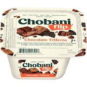 Chobani Chocolate Trifecta Low-Fat Greek Yogurt