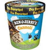 Ben & Jerry's Ice Cream Cannoli