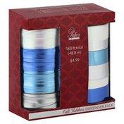 Paper Images Gift Ribbon Dispenser Pack, 160 Feet
