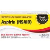 Best Choice Coated Aspirin