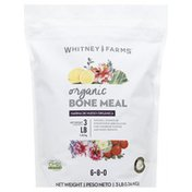 Whitney Farms Bone Meal, Organic