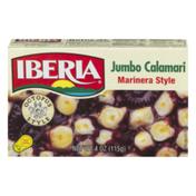 Iberia Jumbo Calamari Marinera Style