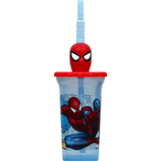 Zak! Marvel Spider Sense Spider-Man Sip Tumbler 15 oz.