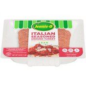 Jennie-O Lean Italian Seasoned Ground Turkey