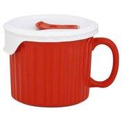 Corningware Cup, Stoneware, 20 oz