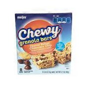 Meijer Peanut Butter Chocolate Chip Chewy Granola Bars