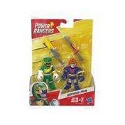 Playskool Heroes Power Rangers Action Figures