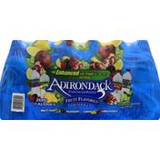Adirondack Water, Enhanced, Fruit Flavored