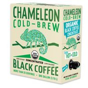 Chameleon Organic Cold Brew Black Coffee Concentrate