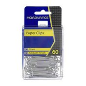 HQ Advance The Boxables Paper Clips Giant