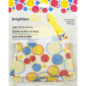 Brighten Up Gloves, Latex, Fashion, One Size Fits All