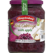 Hengstenberg Red Cabbage, with Apple, Traditional