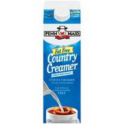 Penn Maid Dairy Coffee Creamer Fat Free Country Creamer