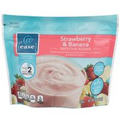 @ Ease Strawberry & Banana Smoothie Blends