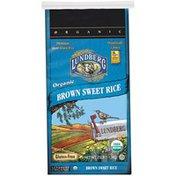 Lundberg Family Farms OG Brn Sweet Rice Organic 25lb. Rice