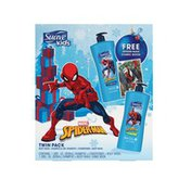 Suave Shampoo, Conditioner And Body Wash Gift Pack Spider-man