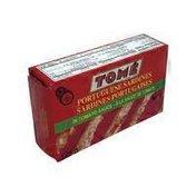 Tome Sardines in Tomato Sauce
