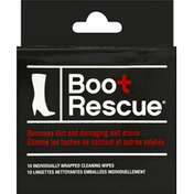 Boot Rescue Cleaning Wipes