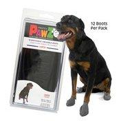 Pawz Large Black Dog Boots