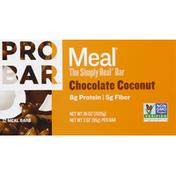 PROBAR Meal Bars, Chocolate Coconut