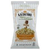 Gh Cretors Popped Corn, Organic, Honey Butter Kettlecorn