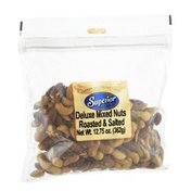 Superior Roasted & Salted Deluxe Mixed Nuts