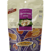 Mrs. May's Naturals Slow Dry-Roasted Snack, Pom-Raspberry Crunch