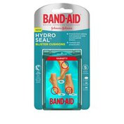 Band-Aid Brand Hydro Seal Bandages Blister Cushions, Variety Pack