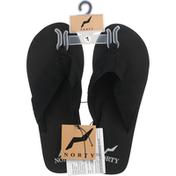 Norty Sandal, Black, Ladies, Size US 7
