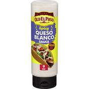 Old El Paso Queso Blanco Squeeze Sauce