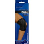 CareOne Adjustable Deluxe Knee Support Neoprene