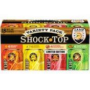 Shock Top Seasonal Variety Pack Beer