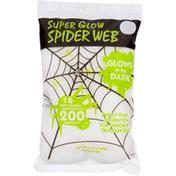Fun World Spider Web, Super Glow