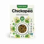 Chickapea Organic +Greens Pasta - Spirals