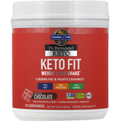 Garden of Life Keto Fit, Chocolate