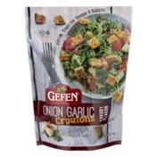 Gefen Croutons Onion Garlic