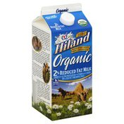Hiland Milk, Reduced Fat, 2%