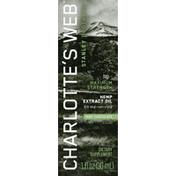 Charlotte's Web Hemp Extract Oil, Maximum Strength, Mint Chocolate Flavor