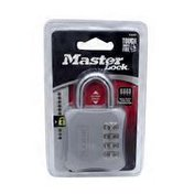 Master Lock 653D Set Your Own Combination Lock