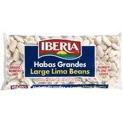 Iberia Large Lima Beans