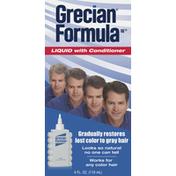 Grecian Formula Haircolor, Liquid with Conditioner