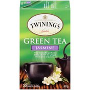 Twinings Jasmine GreenTea Bags