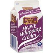 Golden Creme Heavy Whipping Cream