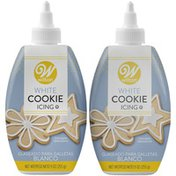 Wilton White Cookie Icing Set, 2-Count