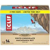 CLIF Bar White Chocolate Macadamia Nut Energy Bar