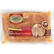 Shady Brook Farms Turkey Breast Tenderloin, Lean, Rotisserie Flavor
