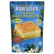 Hawaiis Best Butter Mochi Mix, Hawaiian Custard