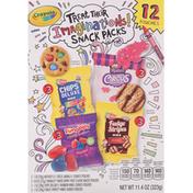 Crayola Snack Packs, 12 Pack