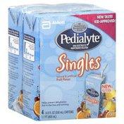 Pedialyte Oral Electrolyte Maintenance Solution, Fruit Flavor
